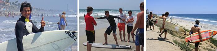 surf en Los Ángeles