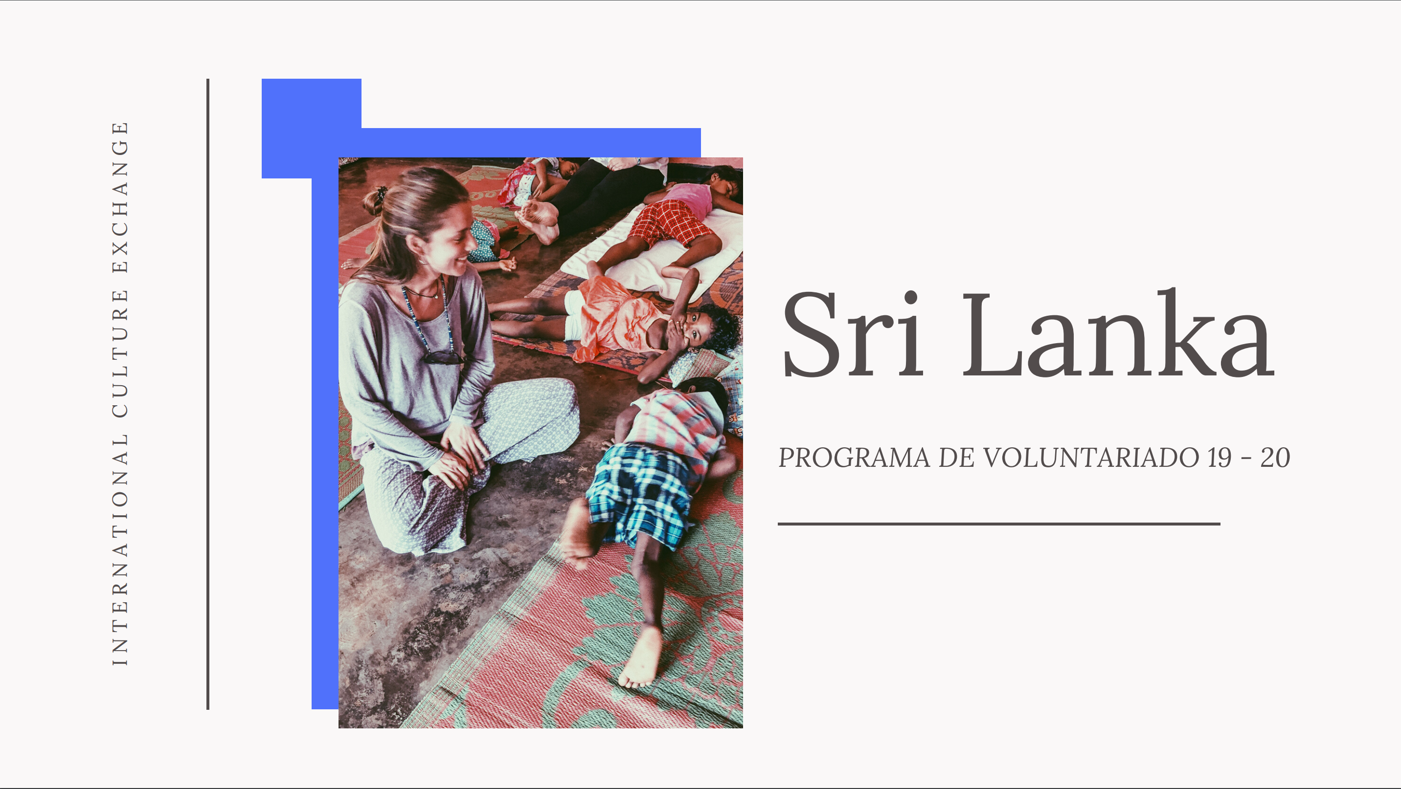 Voluntariado en Asia - Sri Lanka
