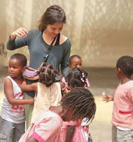 voluntariado en Cabo Verde