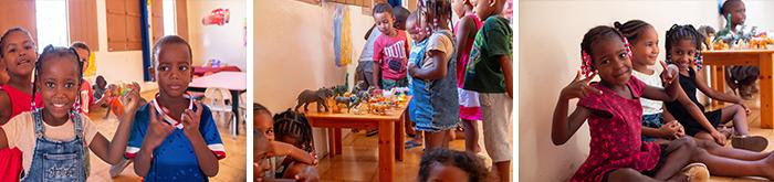 Voluntariado en África - Cabo Verde