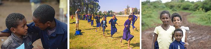 Voluntariado en África - Etiopía