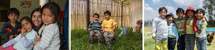 Voluntariado en Sudamérica - Perú