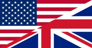INGLÉS BRITANICO E INGLÉS AMERICANO